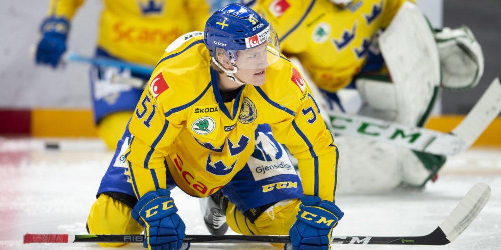 Ishockey, Karjala Tournament, Finland - Sverige