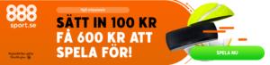 888 Sport erbjudande