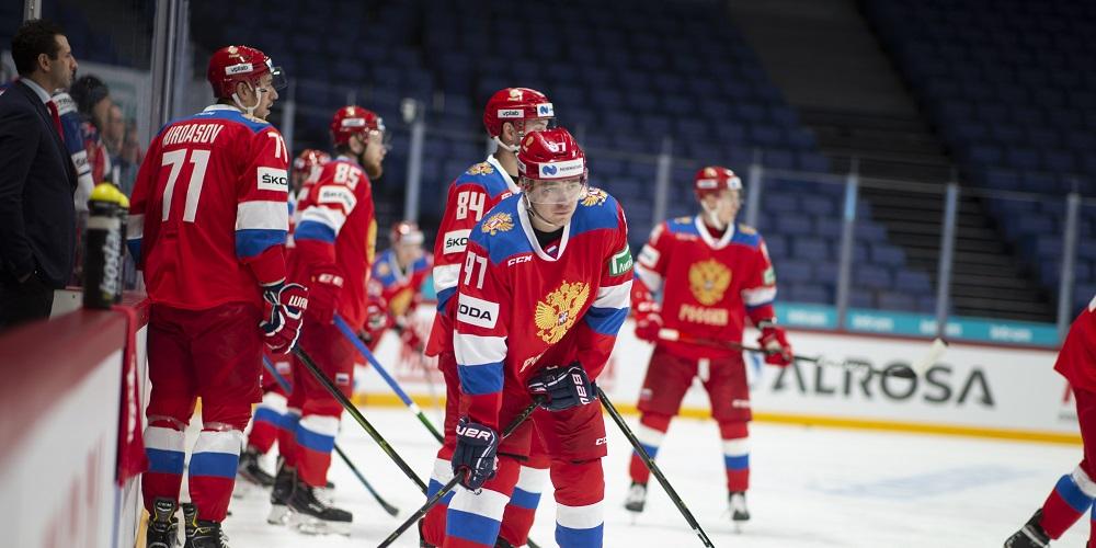 Ryssland under Karjala Cup 2019