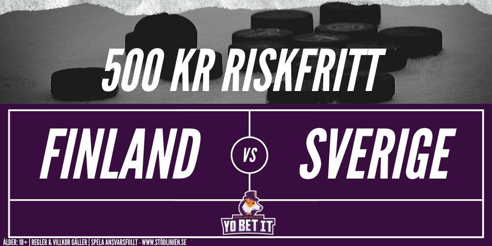 Riskfritt Finland-Sverige Yo Bet It