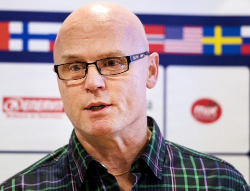 Mikael Haglund blir JVM-chef