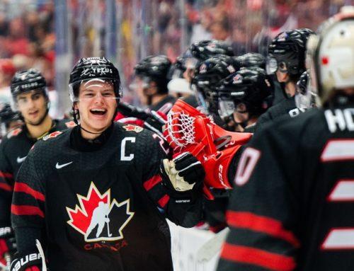 Kanadas JVM-förberedelser pausade – spelare coronasmittade