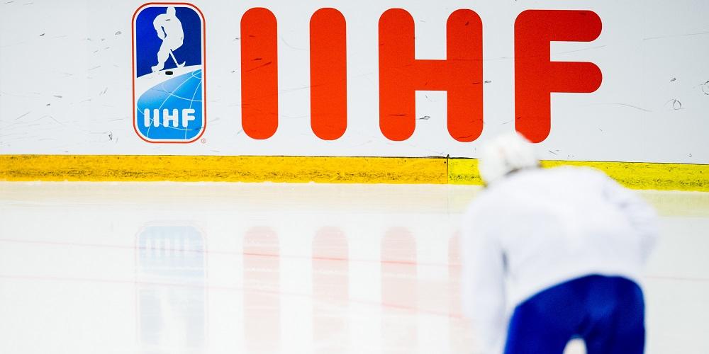 IIHF logga