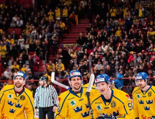 Sverige vann enkelt mot Ryssland