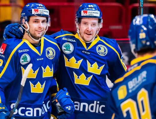 Tre Kronors matcher under Hockey VM 2021