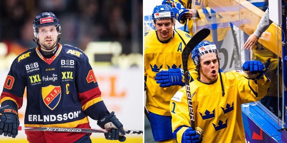 Jacob Josefsson och Samuel Fagemo