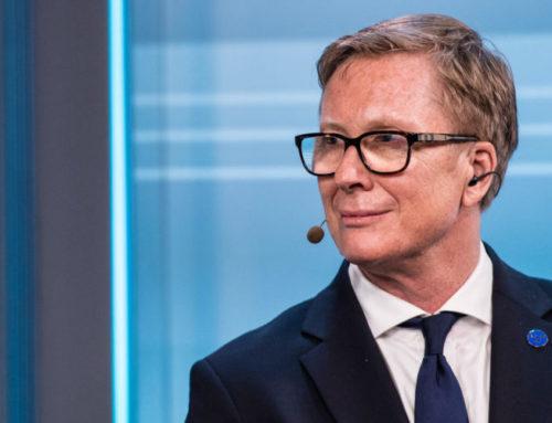 Tommy Boustedt slutar som generalsekreterare i Svenska Ishockeyförbundet