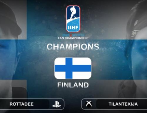 Finland vann finalen mot Sverige i Esports-VM