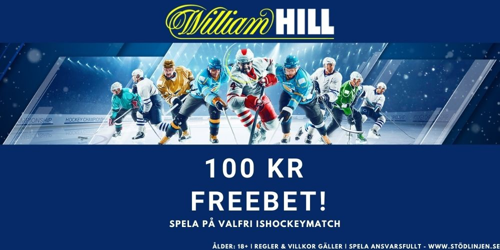 William Hill freebet