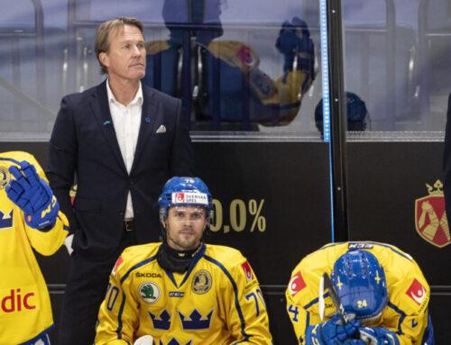 Tre Kronor slutar sist i Karjala Cup efter tre raka förluster