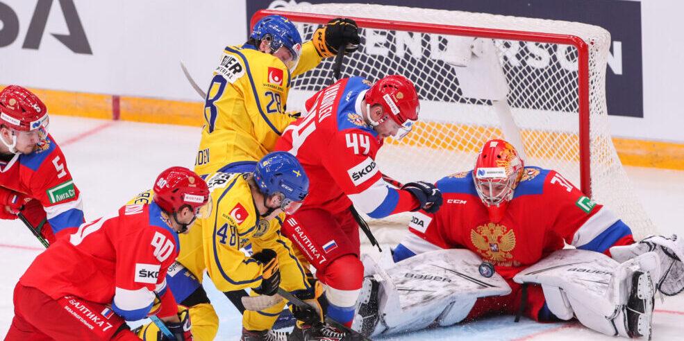 Sverige Ryssland