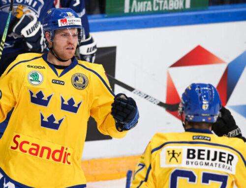 Stabil seger för Tre Kronor mot Finland