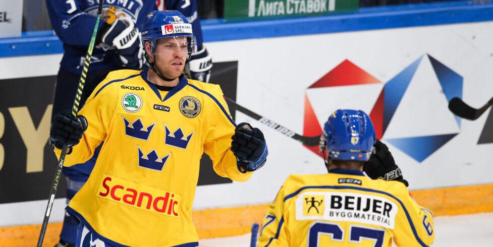 Oscar Lindberg och Pontus Åberg