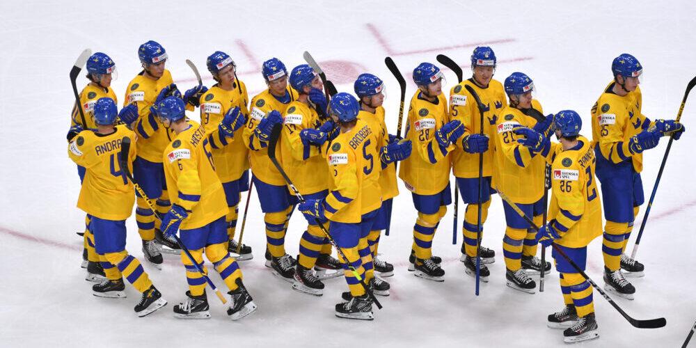 Sverige JVM