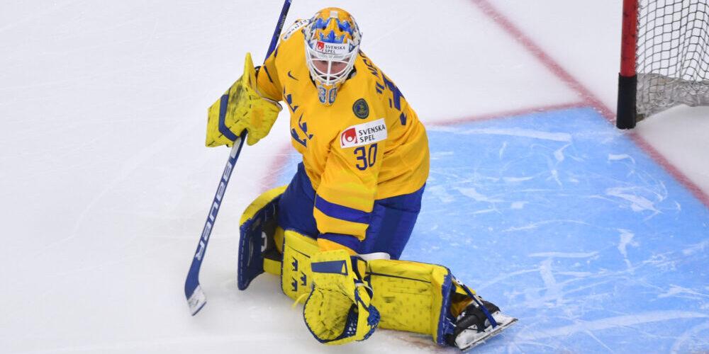 Hugo Alnefelt, Sverige