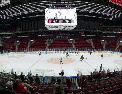 Beijer Hockey Games lämnar Stockholm – spelas i Malmö Arena