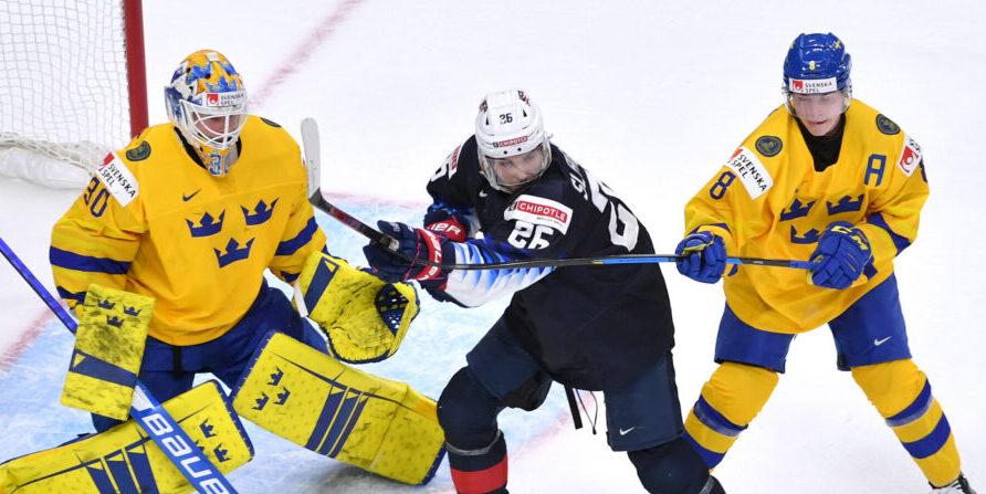 Sverige USA JVM