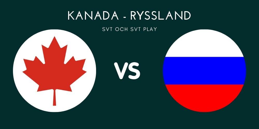 Kanada-Ryssland