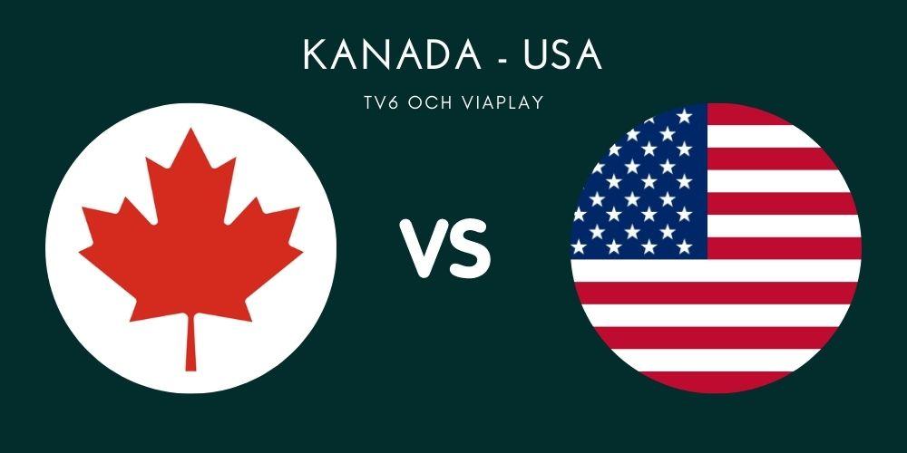 Kanada-USA