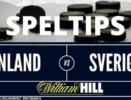 Speltips 02/01 | JVM | Finland – Sverige