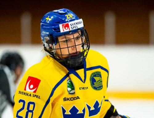 Michelle Löwenhielm utsedd till årets spelare