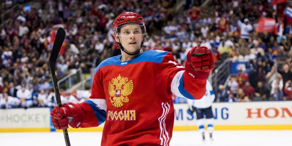 Vladimir Tarasenko, Ryssland
