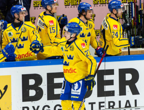 Nordic Cup över för Tre Kronor – avslutade med ytterligare en vinst mot Norge