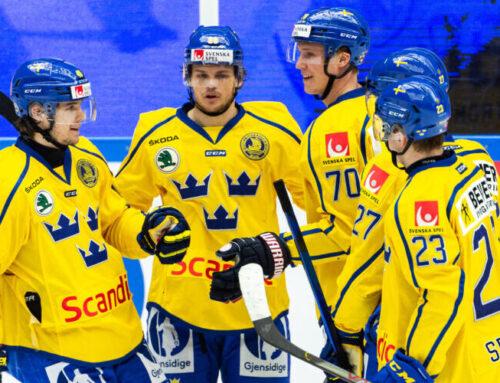Sverige vann över Norge i Nordic Cup