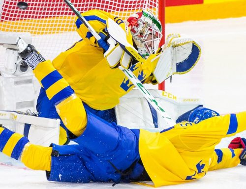 Så kan Sverige ta sig till kvartsfinal