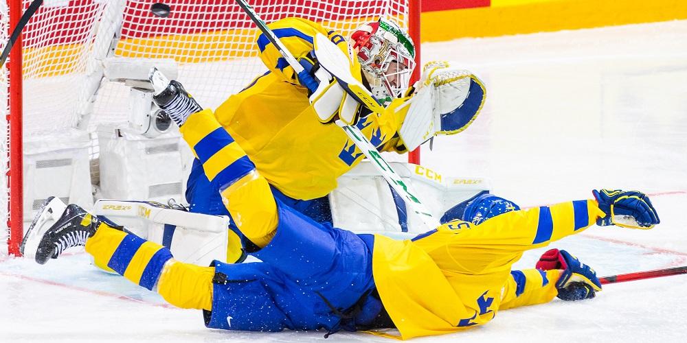 Sverige-Belarus VM 2021