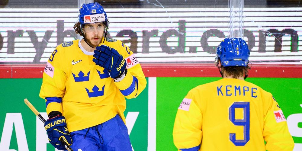 Mario Kempe och Adrian Kempe