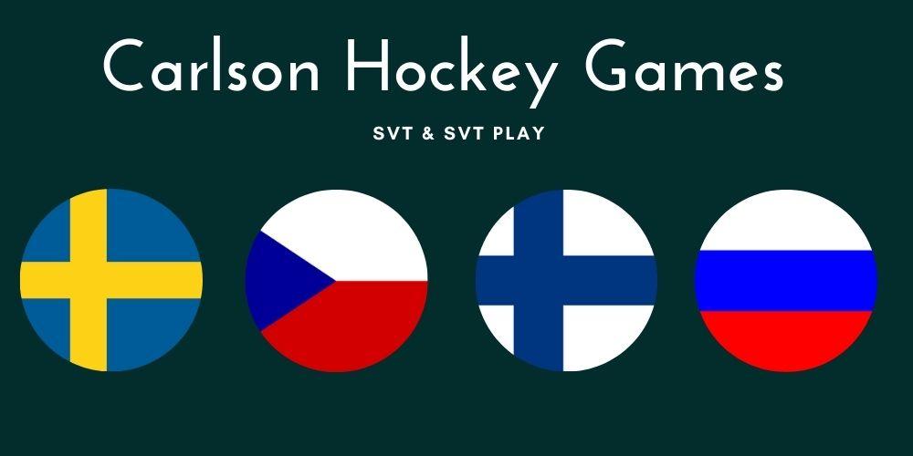 Carlson Hockey Games