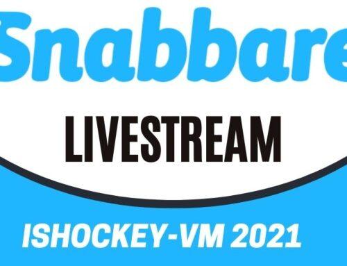 Livestreama matchen Sverige – Tjeckien hos Snabbare