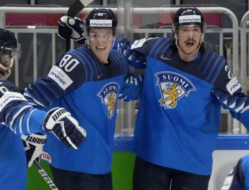 Finland klara för VM-final efter rysare