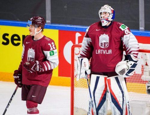 Lettlands VM-målvakt död – blev bara 24 år gammal