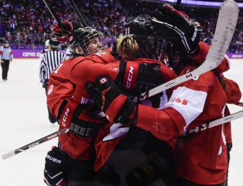 VM-guld till Kanada efter rysare – bronspengen till Finland