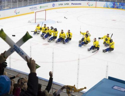 Inför: kälkhockey-VM i Östersund i helgen